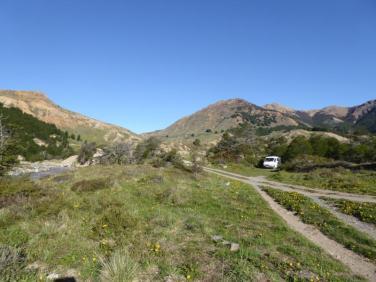 campspot near Reserva Nacional Cerro Castillo