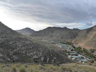 camping in Las Negras