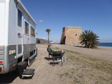 campspot at Castillo de Macenas